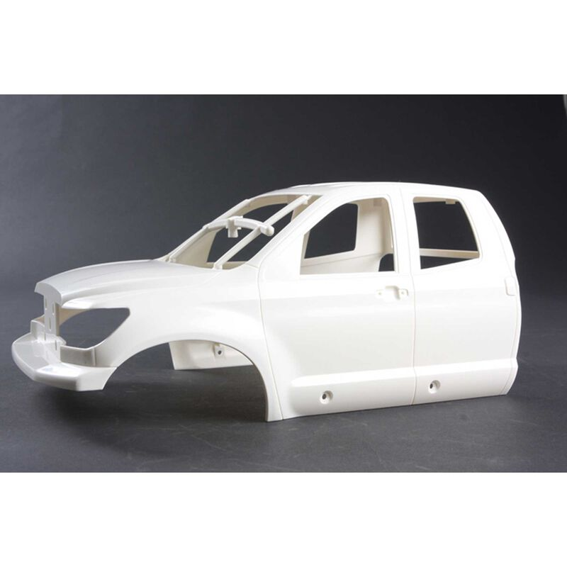 1/10 Front Clear Body: 58415 Toyota Tundra