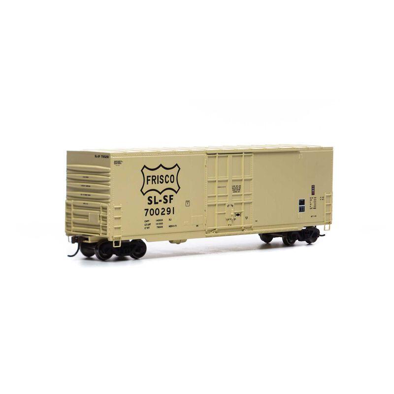 HO 50' Smooth High Cube Plug Door Box, SLSF #700291