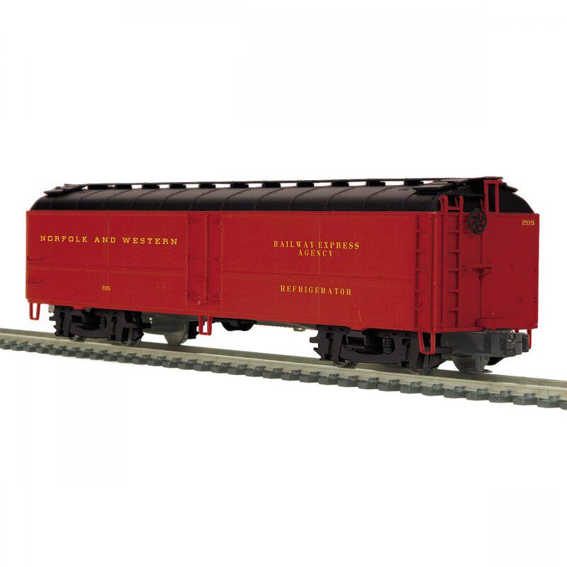 O R50B Express Reefer Car N&W #205