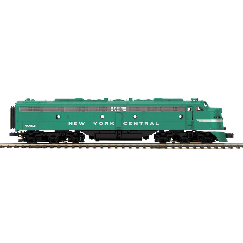 O Hi-Rail E8A w PS3 NYC #4083