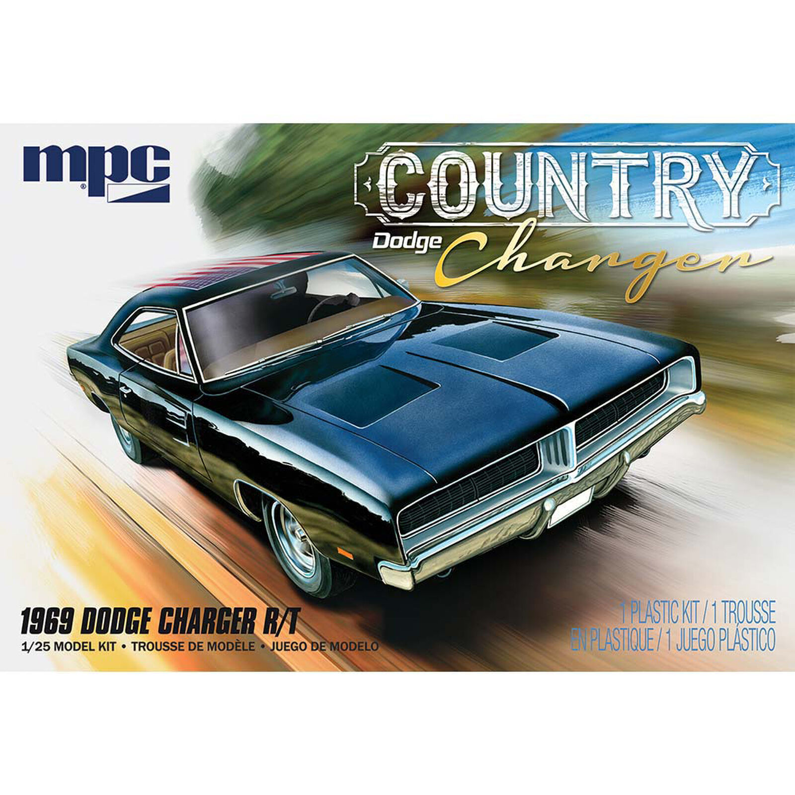 1969 Dodge Country Charger R T