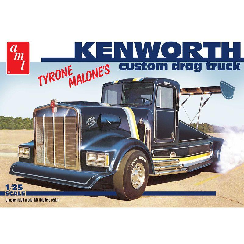 1/25 Bandag Bandit Kenworth Drag Track Tyrone Malone