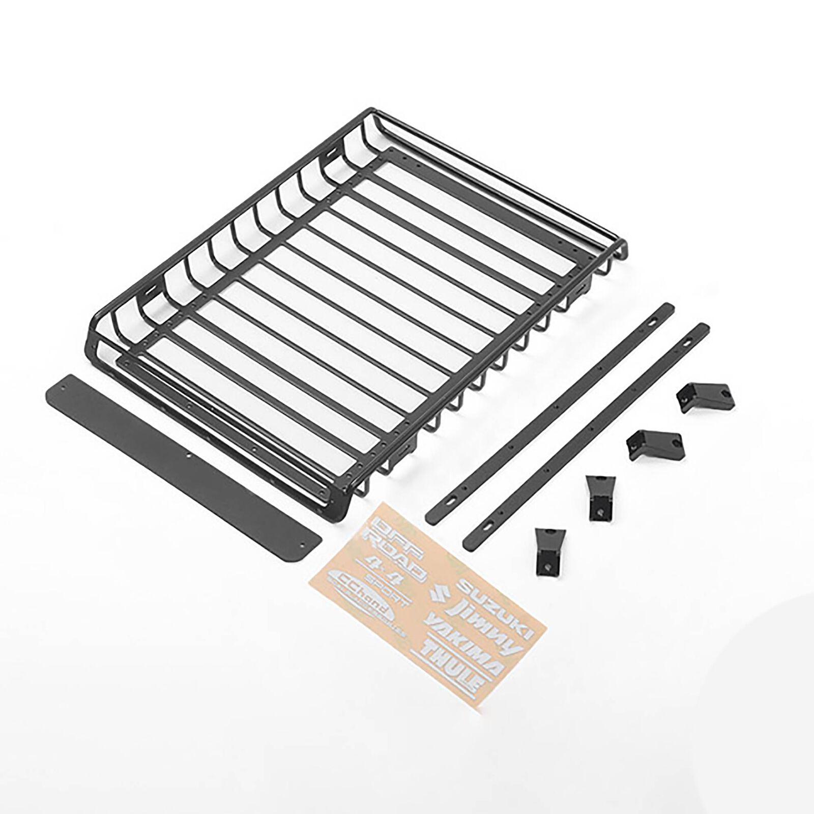 1/6 Choice Roof Rack and Rails: Capo Racing Samurai RC Crawler