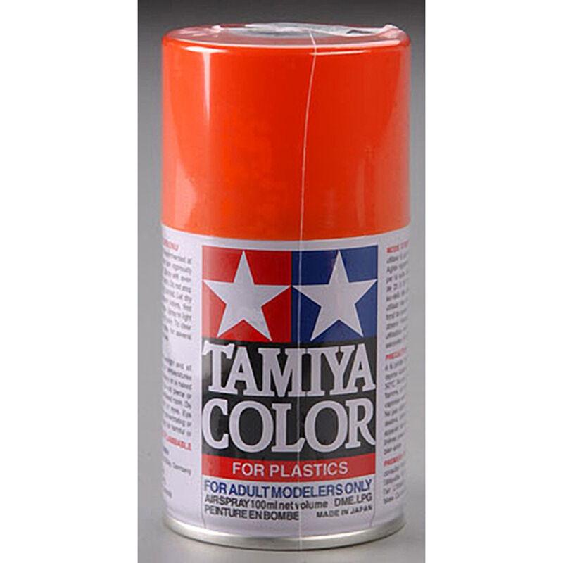 Spray Lacquer TS-12 Orange
