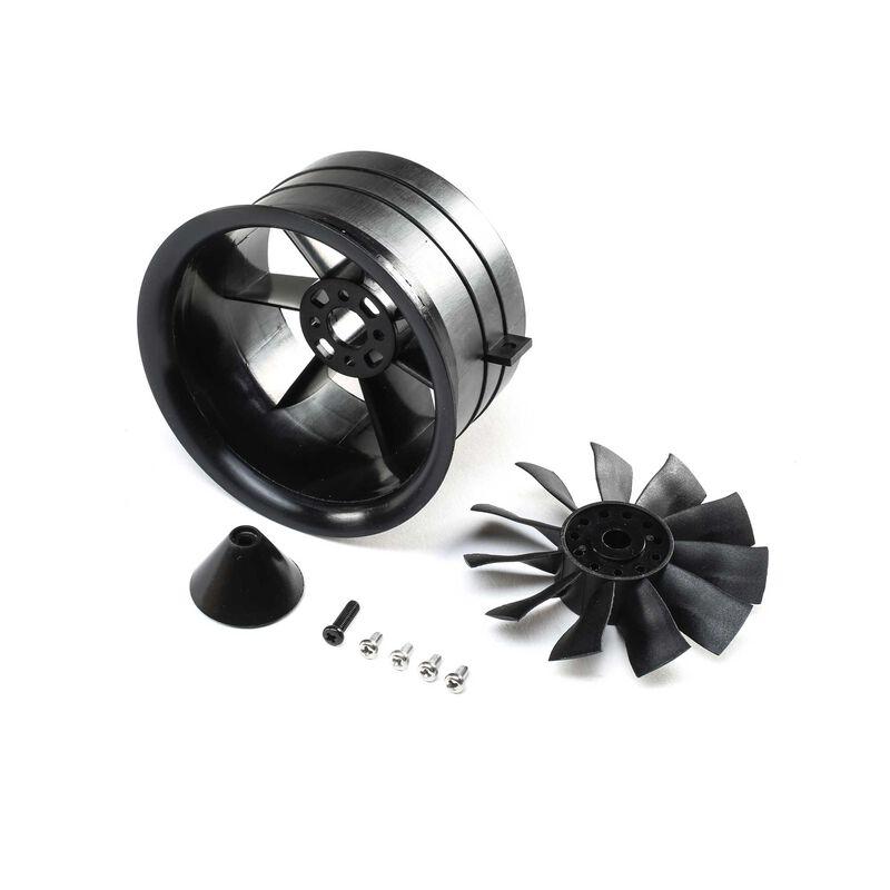 Ducted Fan Unit: 11- Blade 64mm EDF