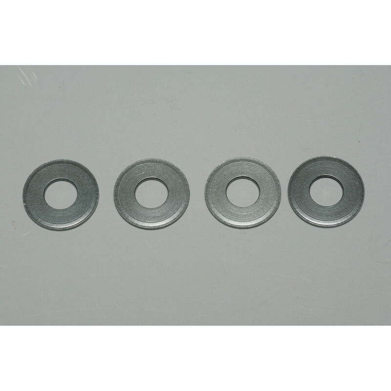 Front Track Width Adjustment Spacer (4): X8, X7