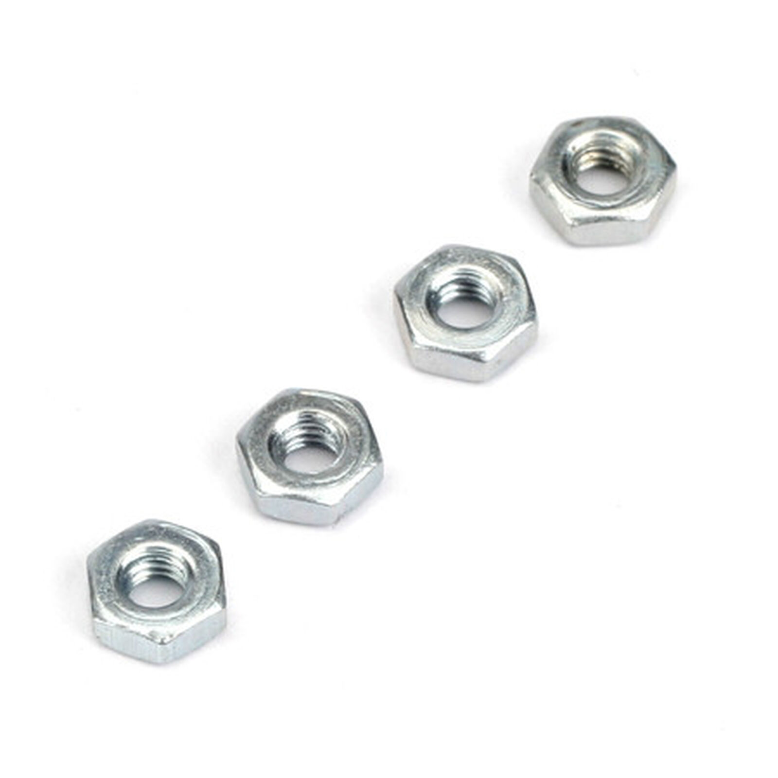 Hex Nuts, 2.5mm