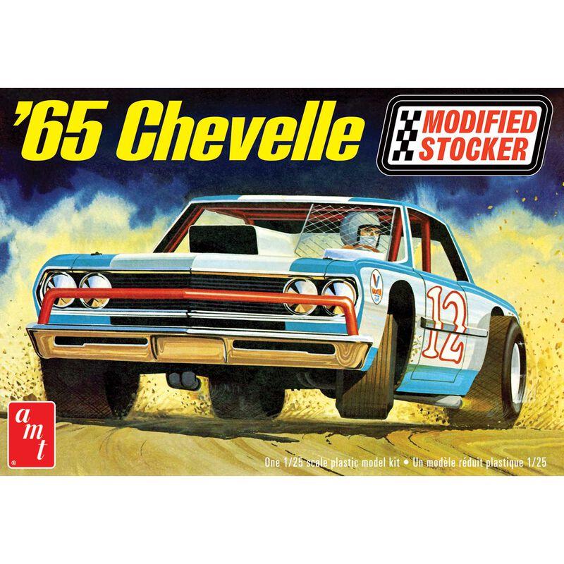 1/25 1965 Chevelle Modified Stocker