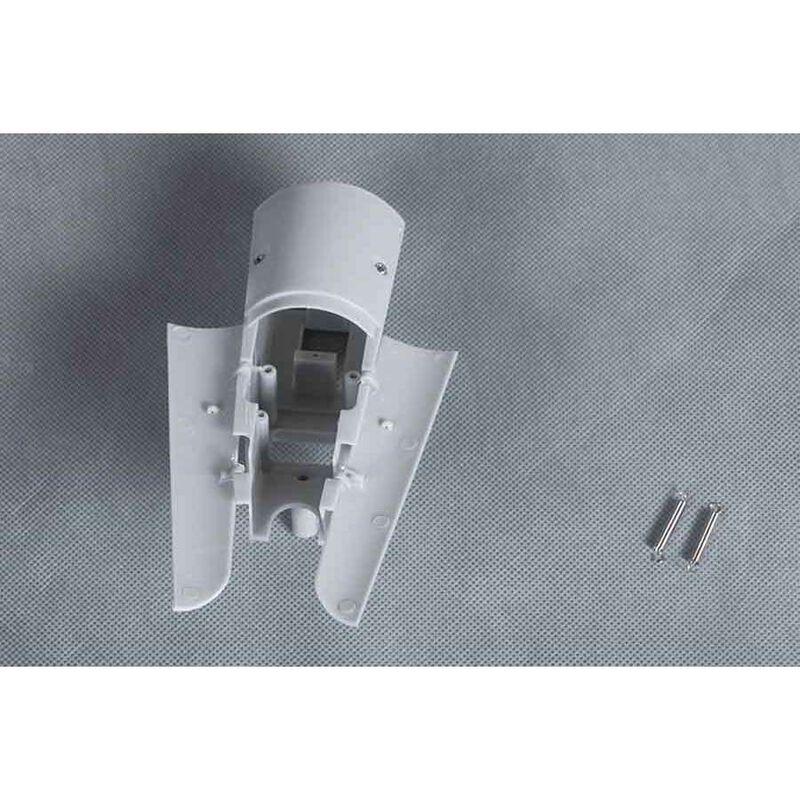 Rear Gear Door  P-40B 1400mm