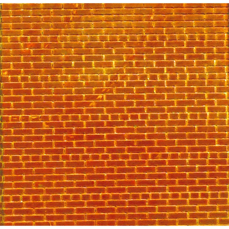 HO Brick Wall Medium (2)
