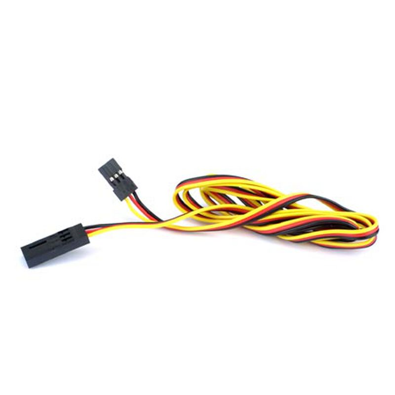 Servo Extension Lead: JR/RCD 36""