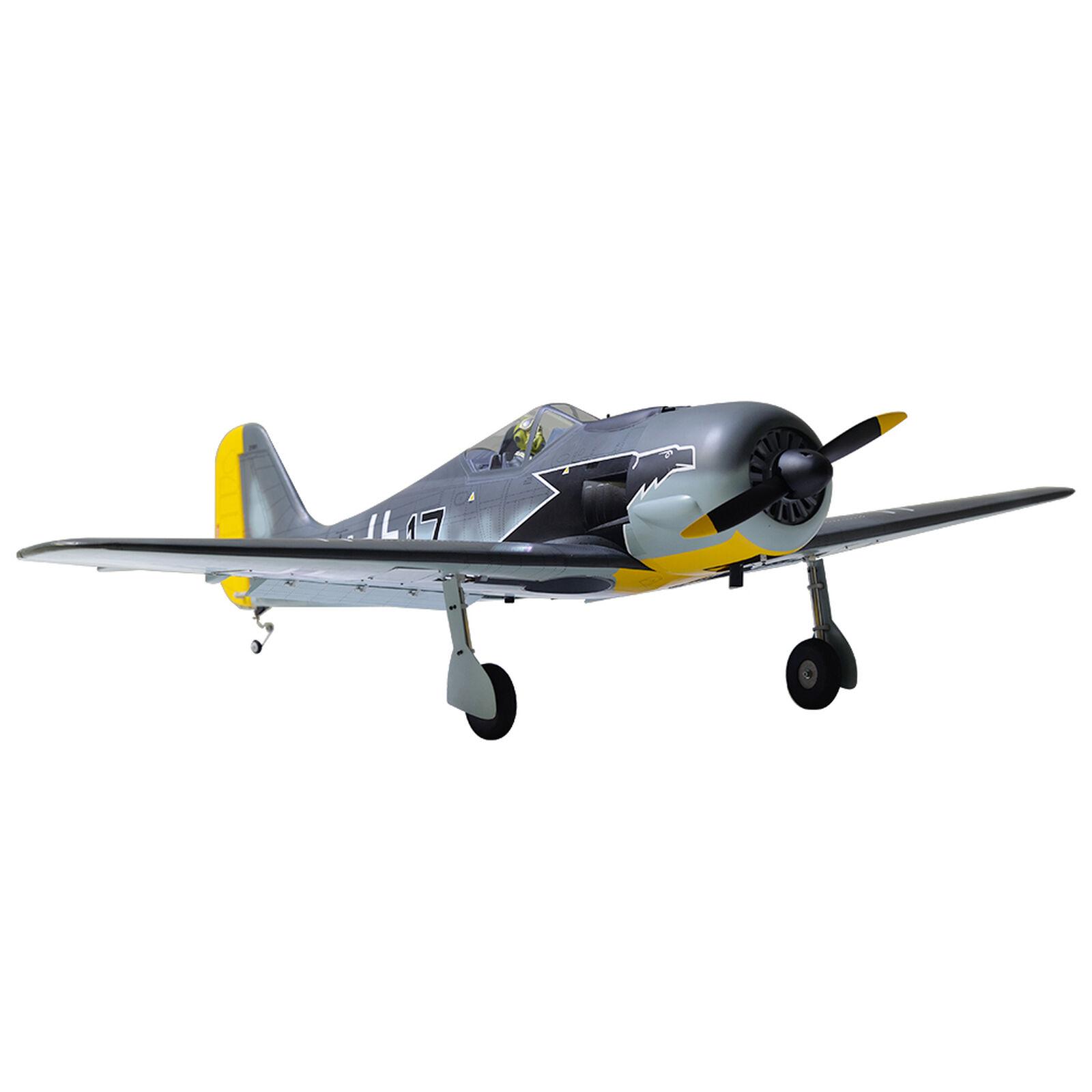 """Focke-Wulf FW-190 EP 1.20 20cc ARF 68"""""""