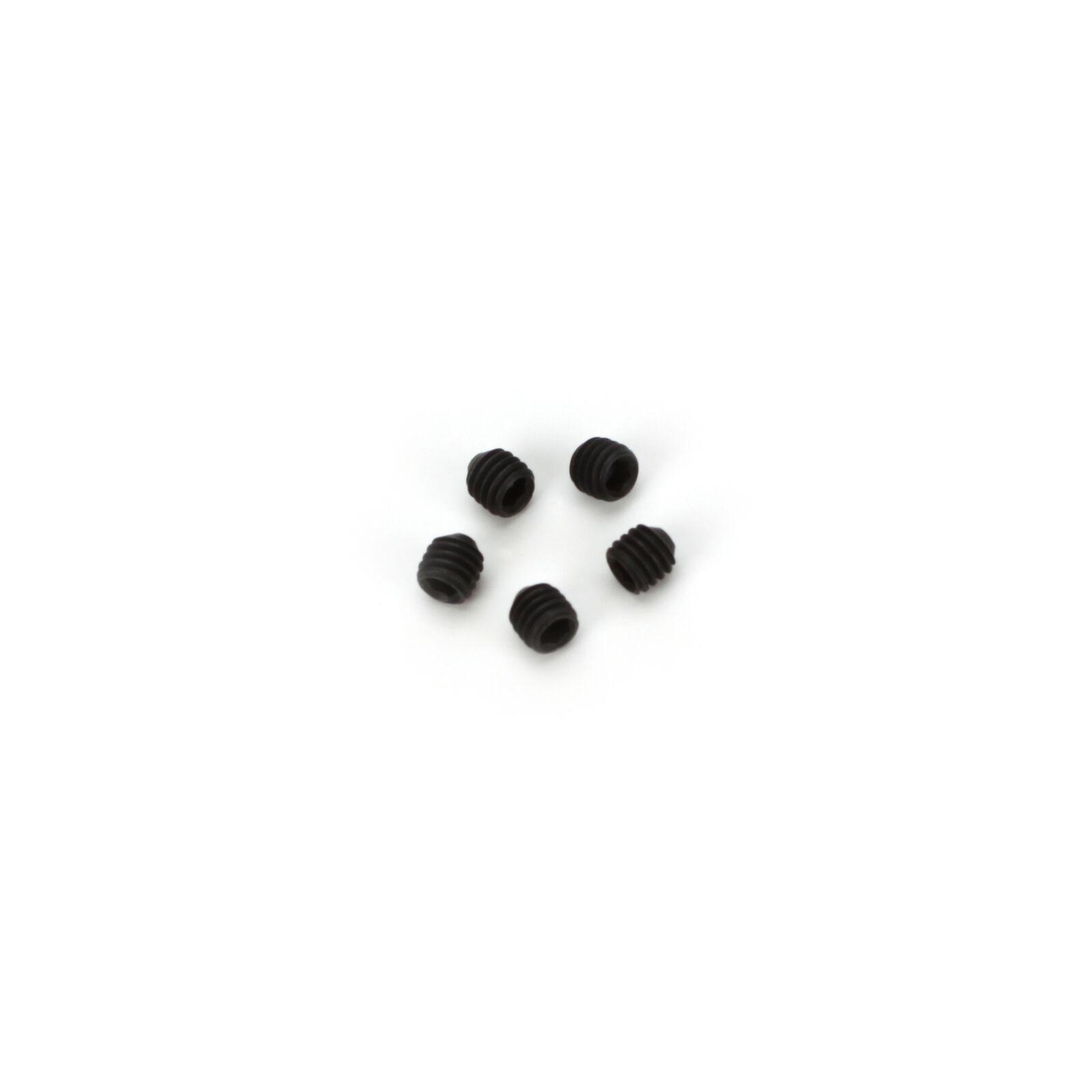 3mm Set Screws (5)