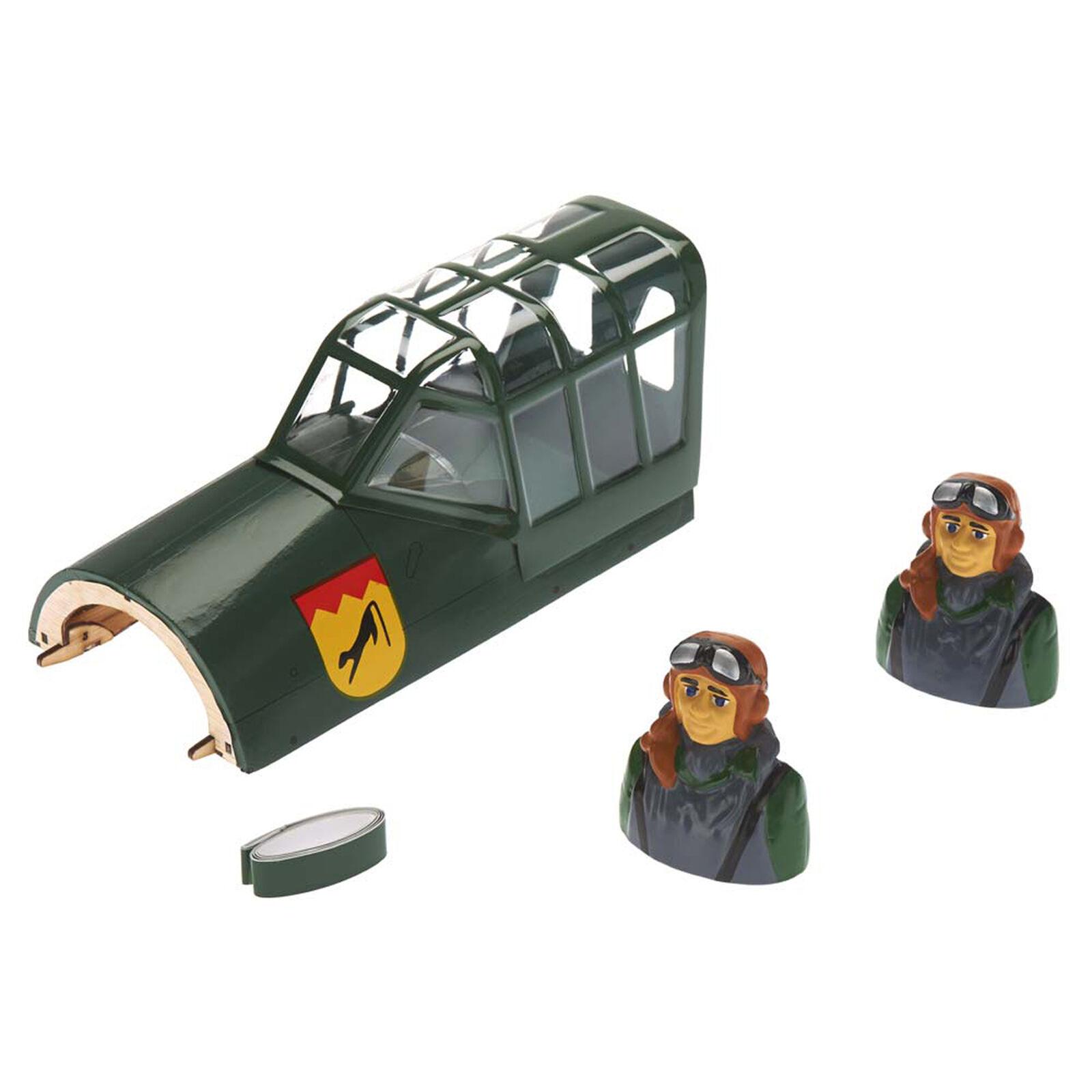 Canopy Hatch Stuka 1.20 20cc EP ARF