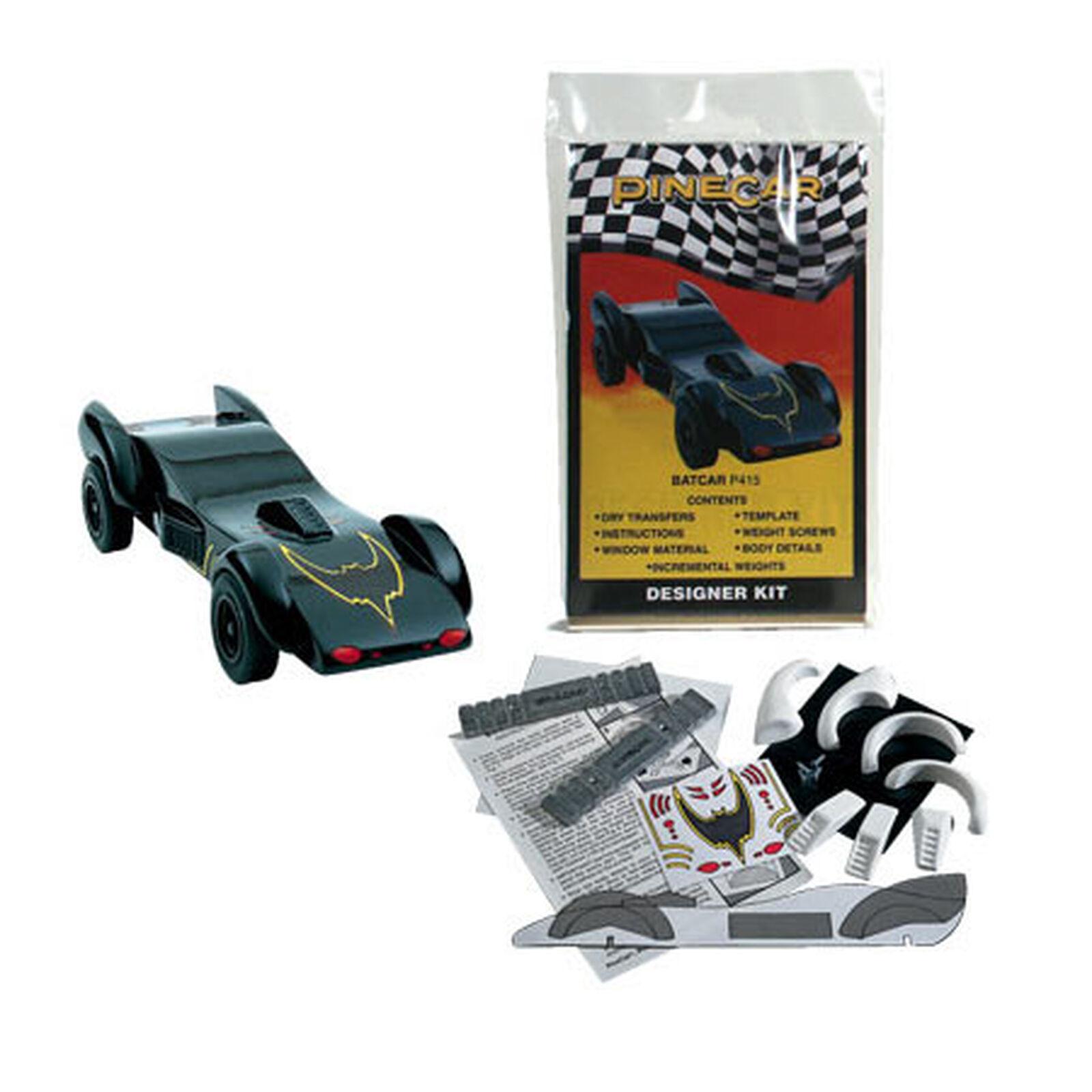 Designer Car Kit, Batcar