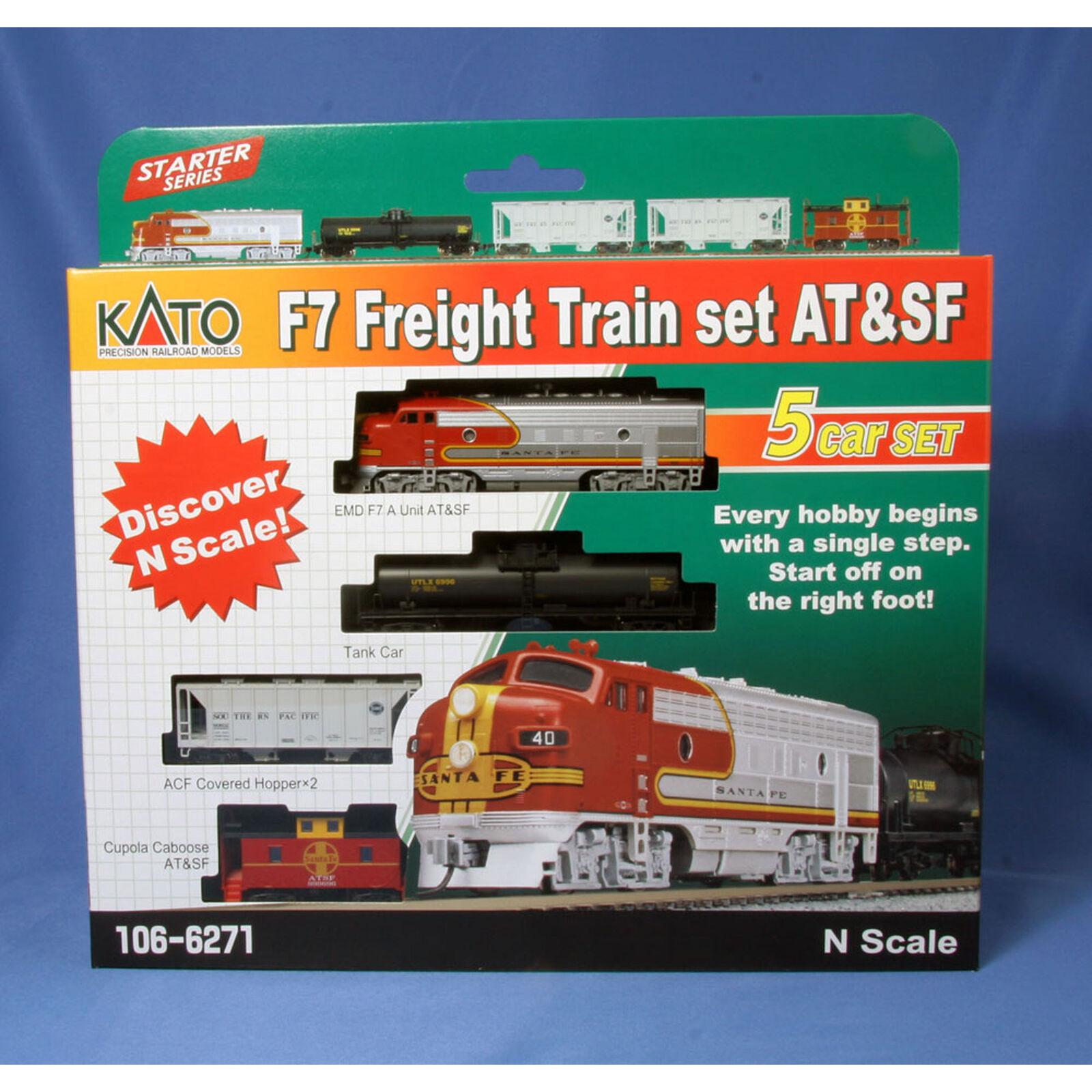 N F7A w DCC Freight Set SF