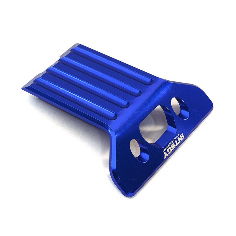 Front Bumper, Blue: ARRMA 1/10 Granite Voltage