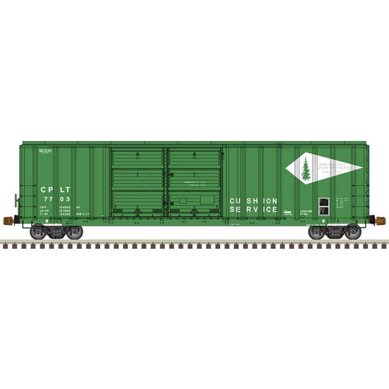 N FMC 5077 Double Door Box CPLT #7722