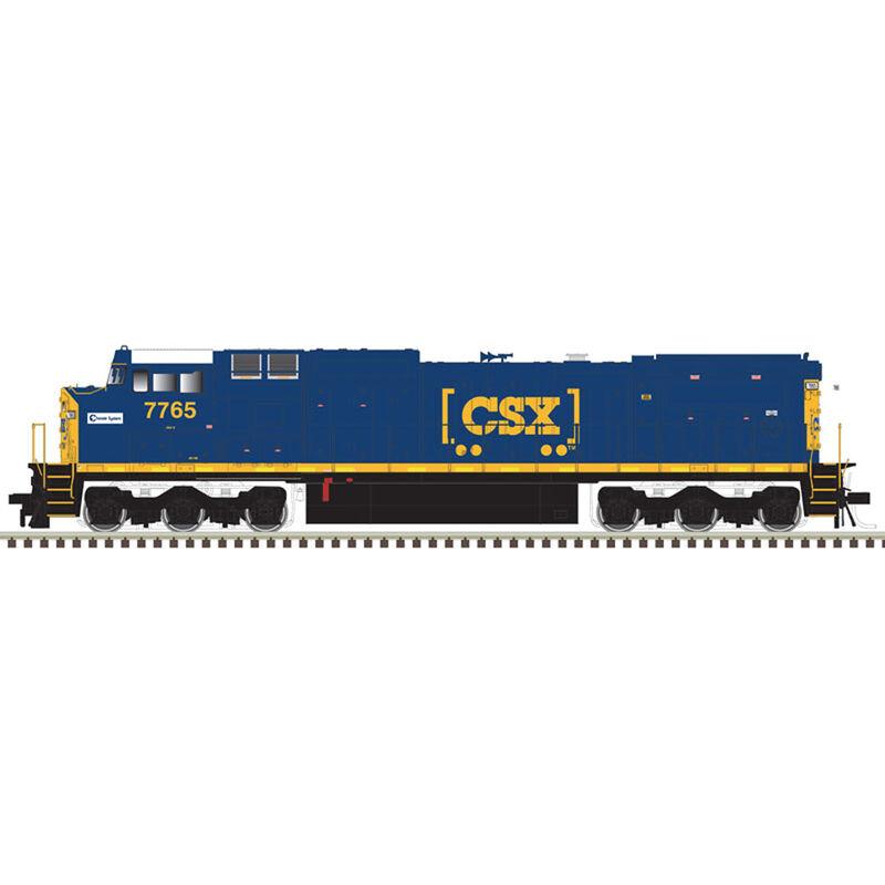 N Dash 8-40CW CSX #7765