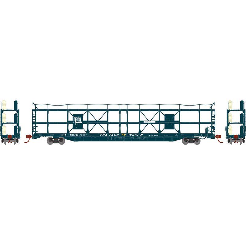 N F89-F Tri-Level Auto Rack WAB #910212