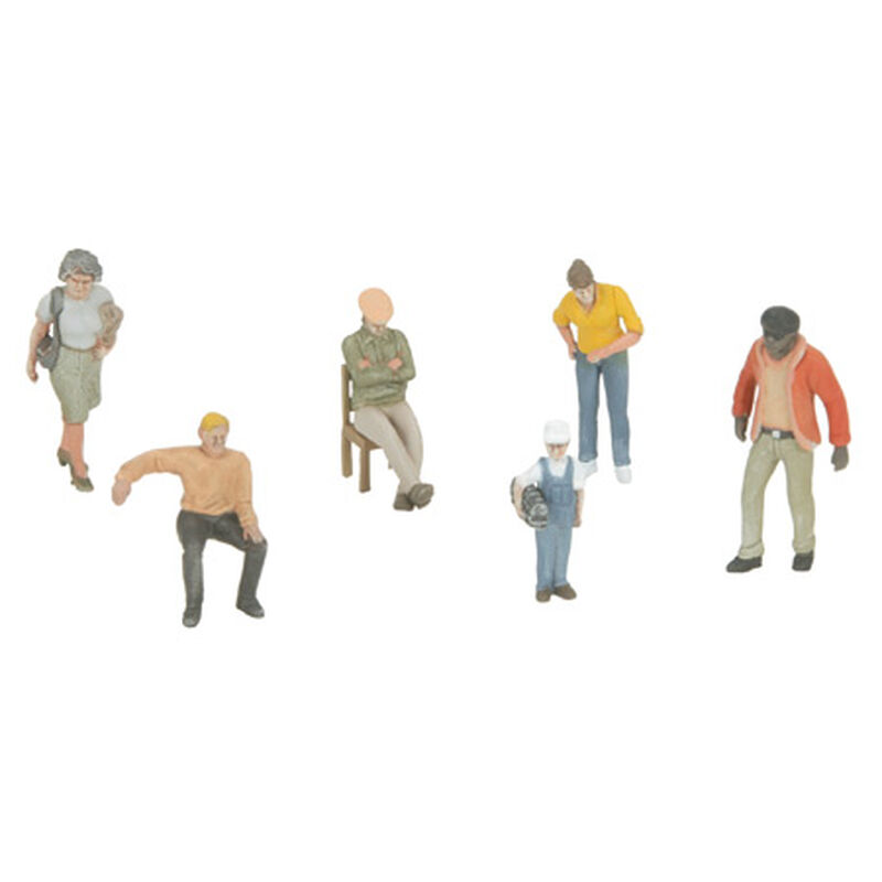 O Assorted Figures #2 (6)