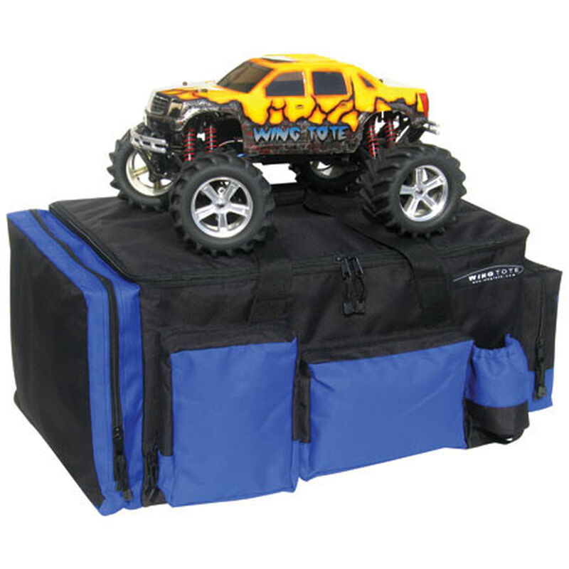 Deluxe Truck Tote Blue: LST XXL