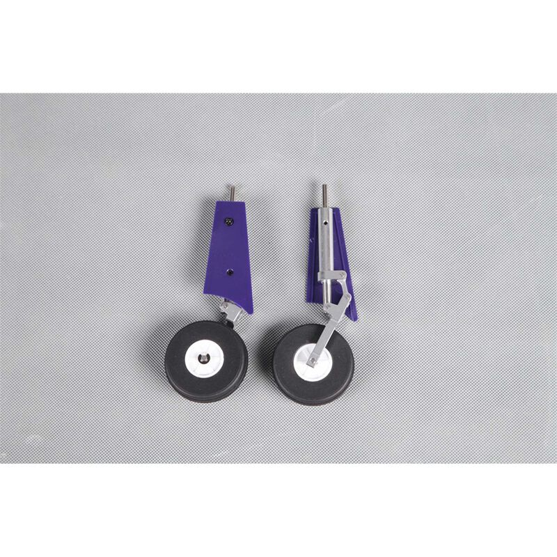 Main Landing Gear: Futura 1060mm Purple
