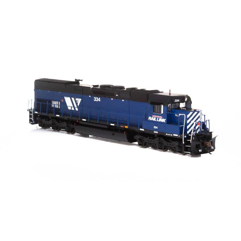 HO RTR SD45T-2 MRL #334