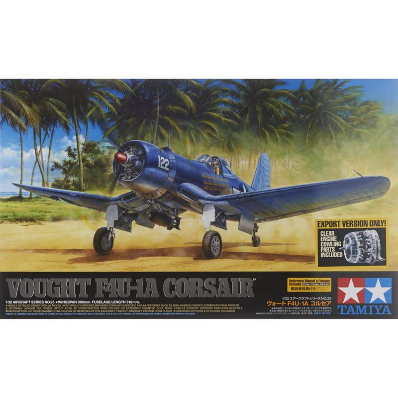 60325, 1/32 Vought F4U-1A, Corsair