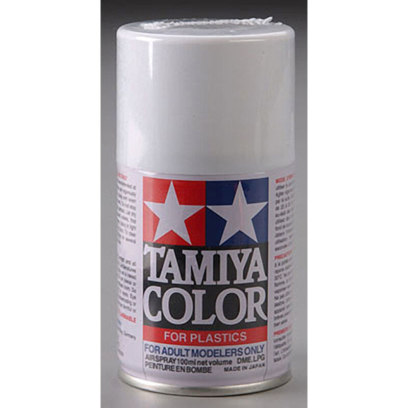Spray Lacquer TS-7 Racing White