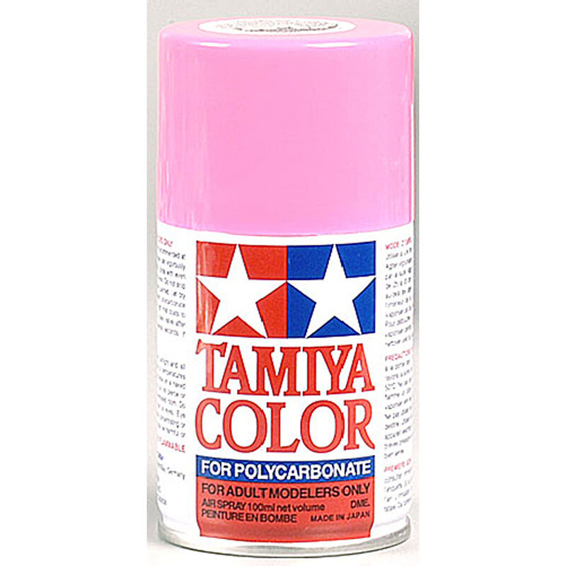 Polycarbonate PS-29 Fluorescent Pink, Spray 100 ml