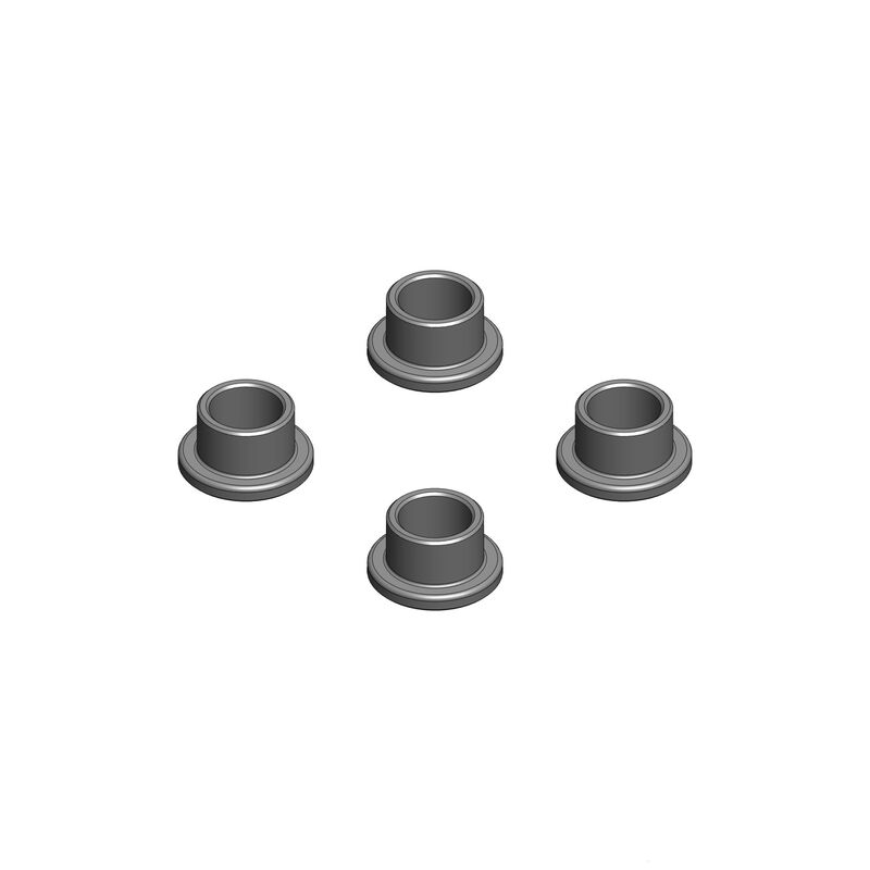 Bypass1 Stop Washers (4): Tekno 1/8th