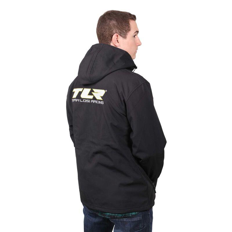 Hooded Jacket, 3X-Large