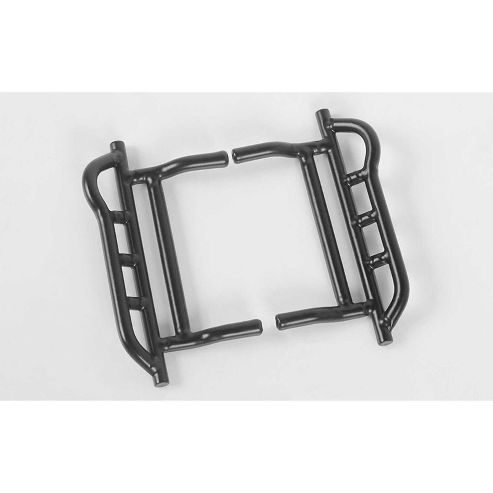 TA Side Steel Sliders: Gelande II with BlackJack Body