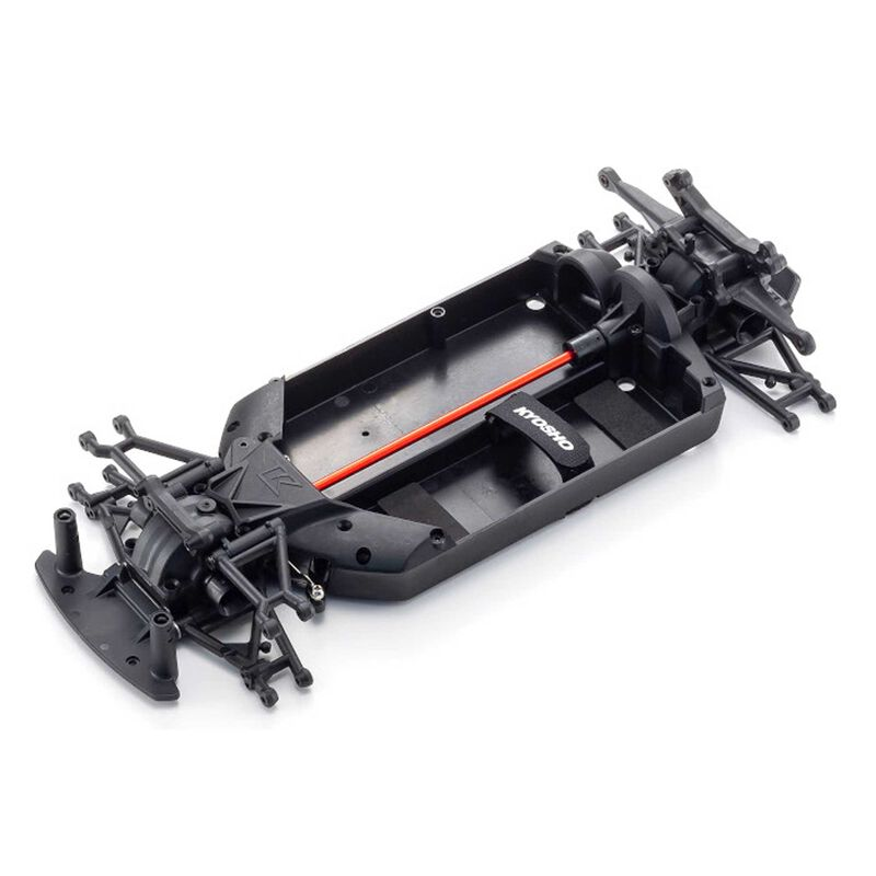 FZ02 Chassis Kit with Mercedes GT3 2020 Clear Body