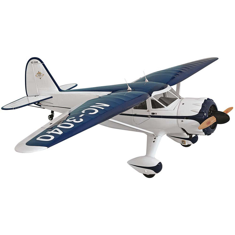 Stinson Reliant 30-35cc Gas EP ARF 68.8""