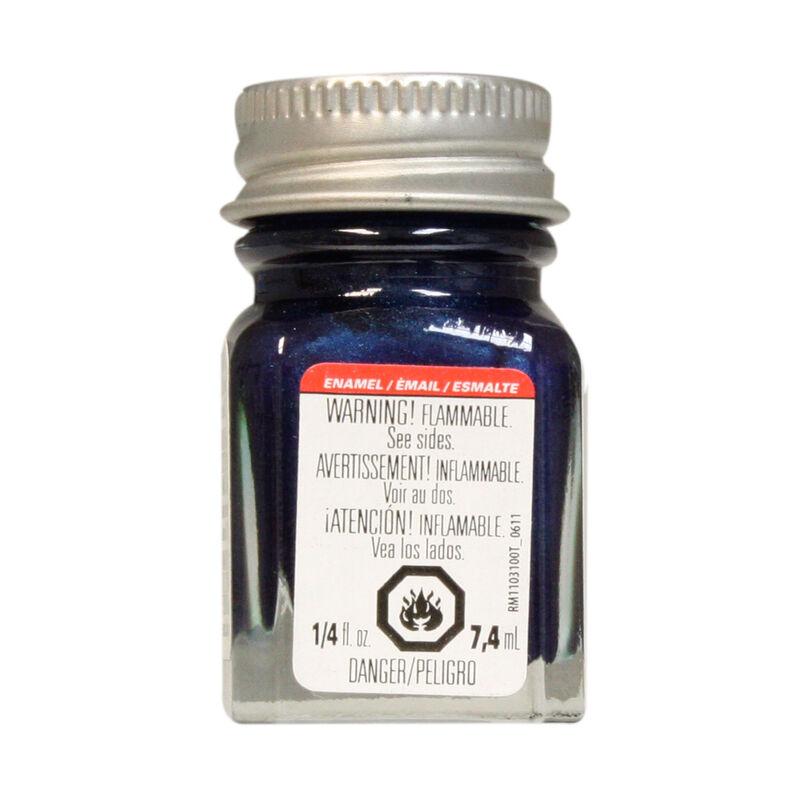 Enamel 1/4 oz Artic Blue Metallic