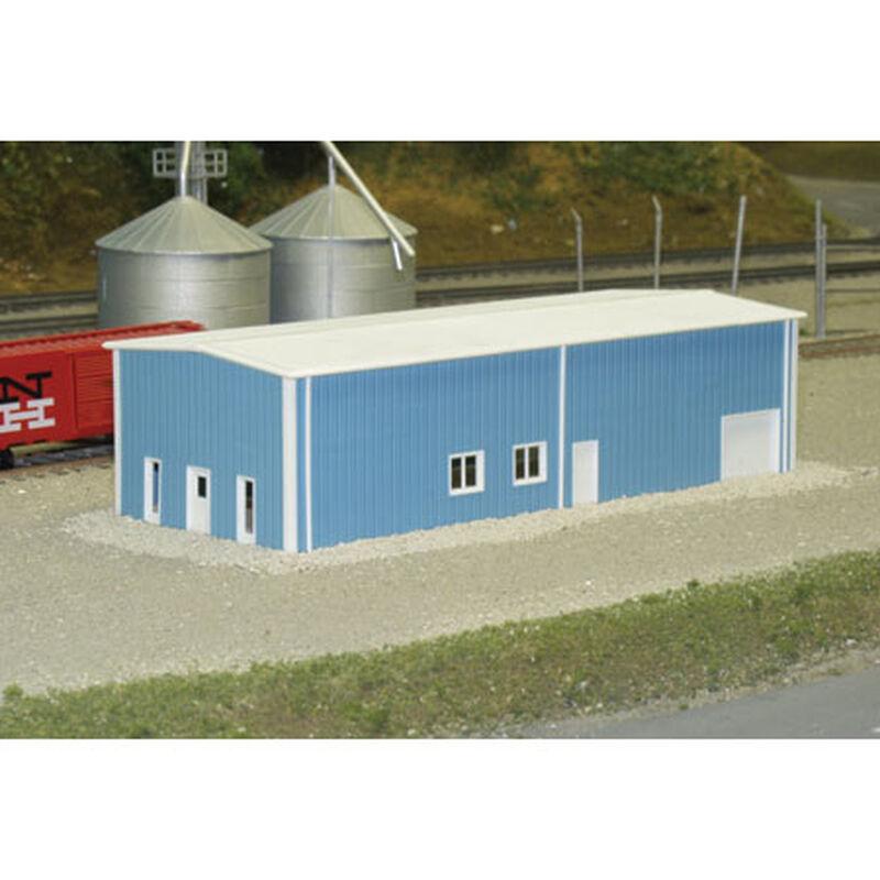 N KIT Pre-Fab Warehouse