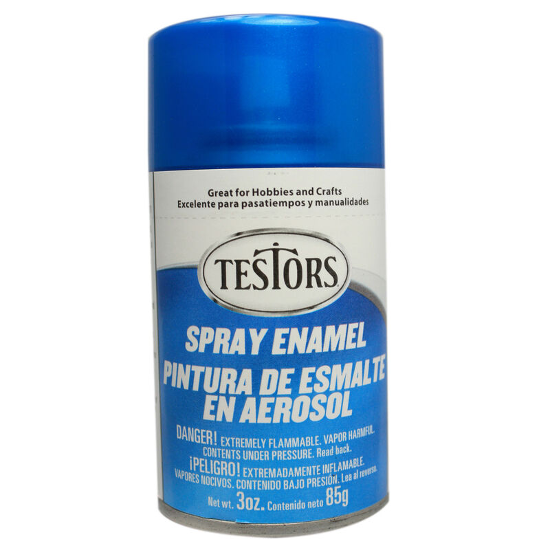 Spray 3 oz Tran Blue