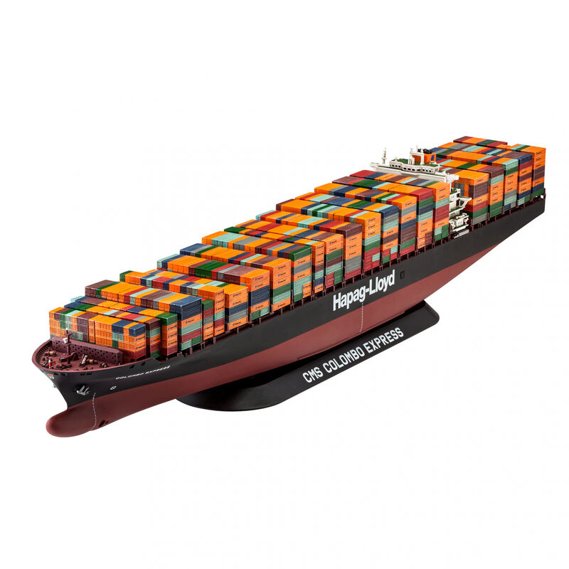 1 700 Container Ship Colombo Express