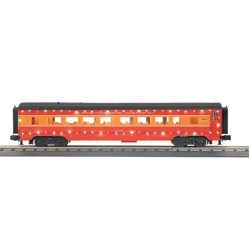 O-27 60' Streamline Coach w LED Lights SP