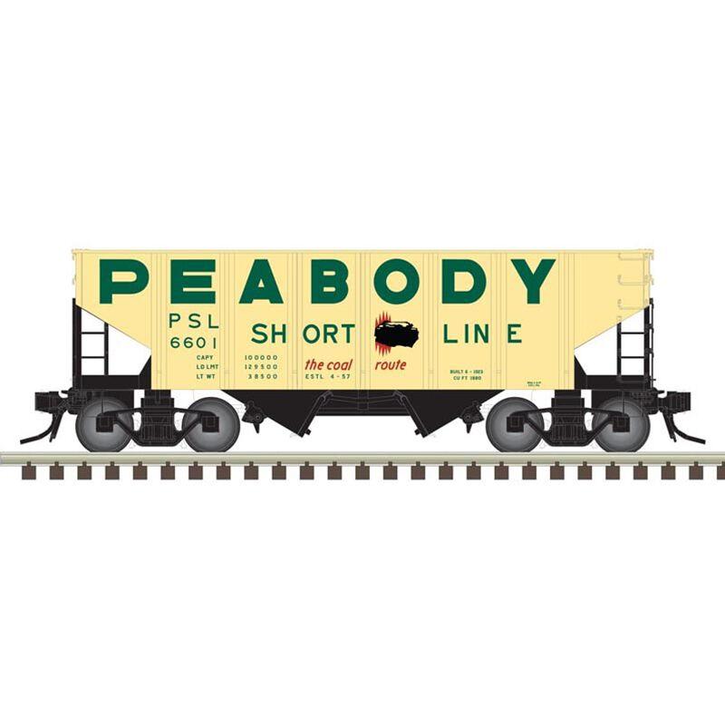 O 55-Ton Coal Hopper Peabody