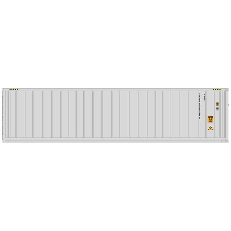 N 40' Refrigerated Container 3PK CP Ships Set #1