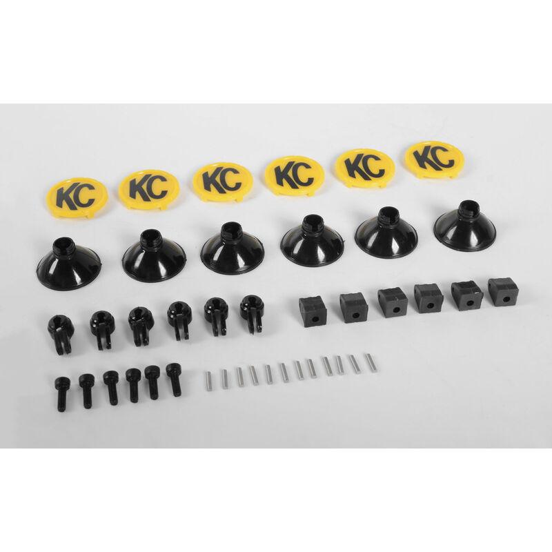 KC HiLiTES KC Light Set