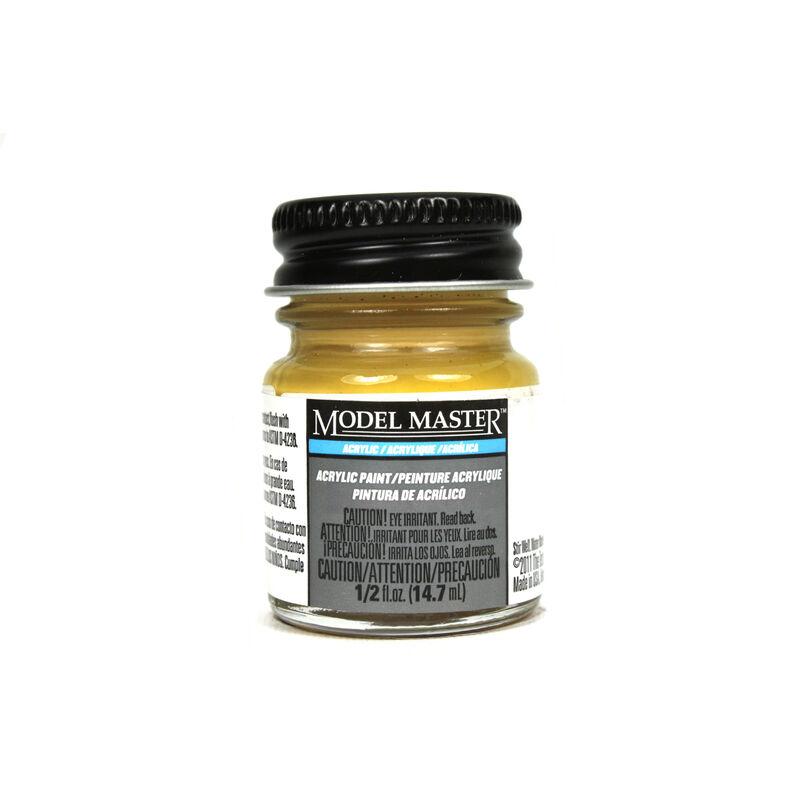 Acryl Semi-Gloss 1/2oz Tan