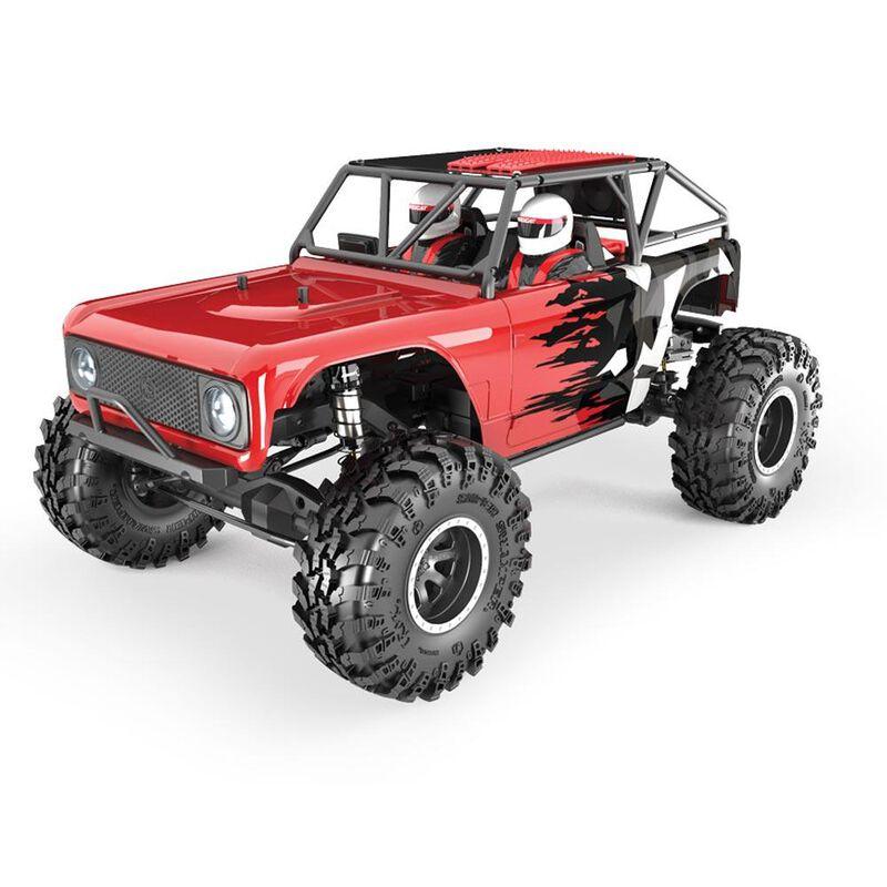 1/10 Wendigo Rock Racer Kit