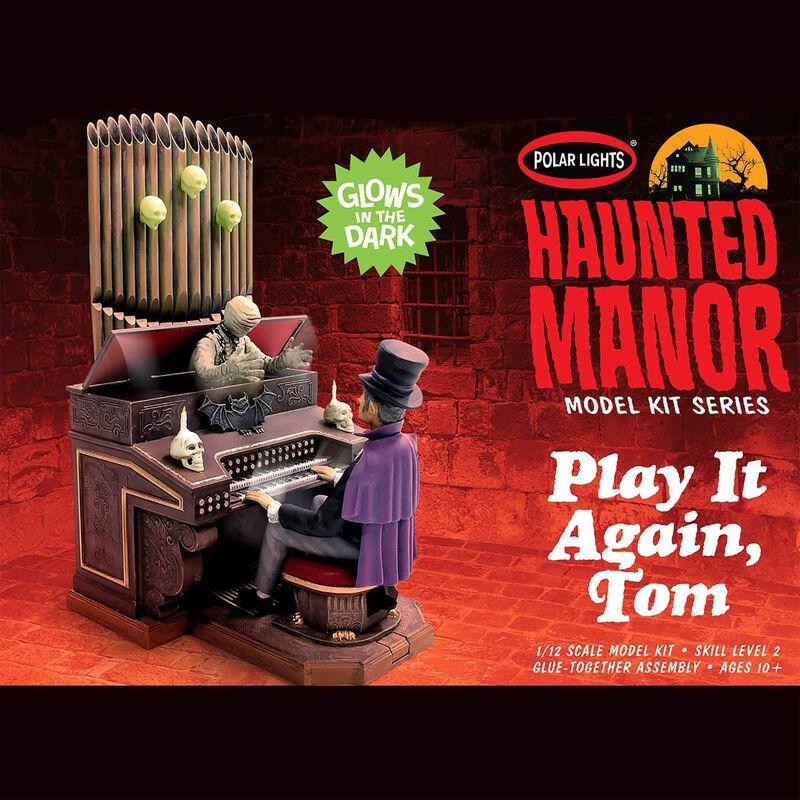 1/12 Haunted Manor: Play It Again, Tom! Model Kit