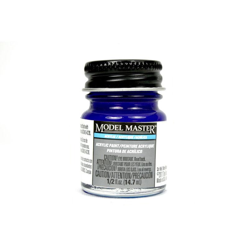 Acryl Gloss 1/2oz Dark Blue