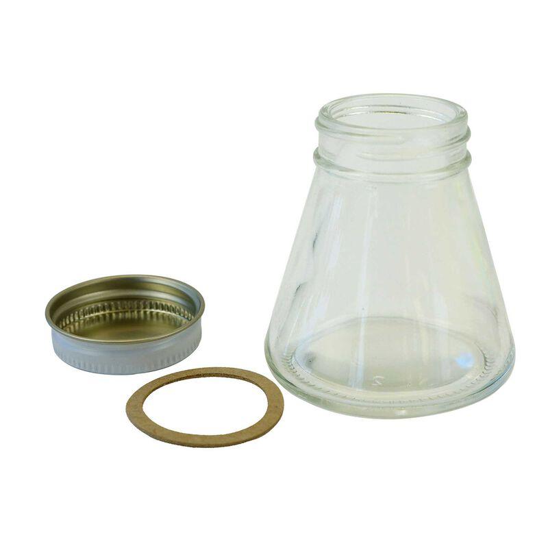 Jar Cover & Gasket,3oz:H,VL