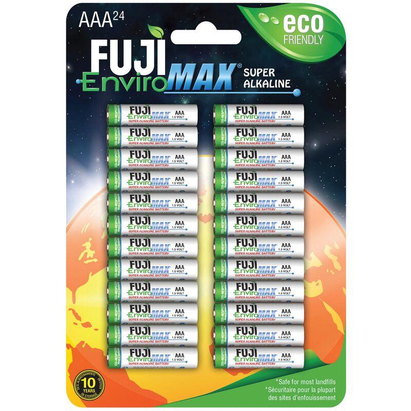 EnviroMAX AAA Alkaline Battery (24)